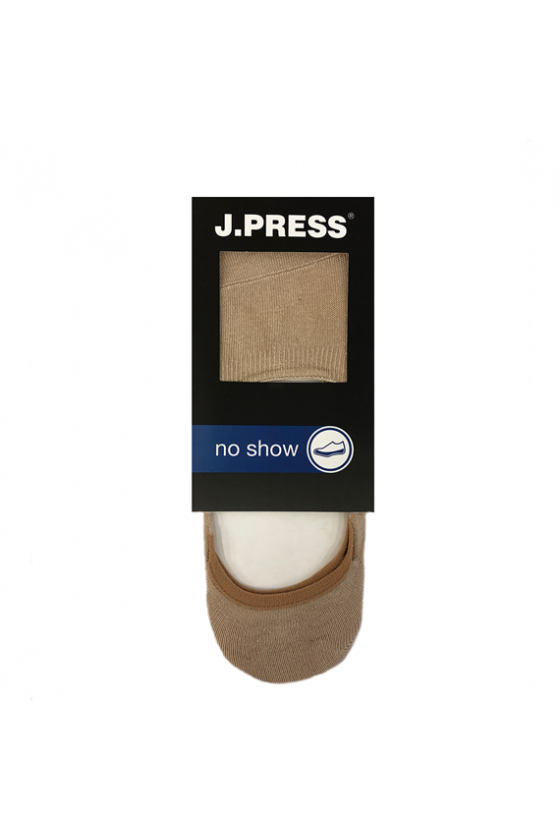 J.PRESS - Férfi no show zokni