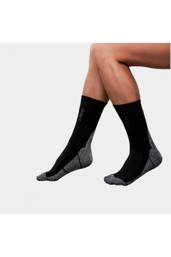 J.PRESS - Férfi bakancs zokni