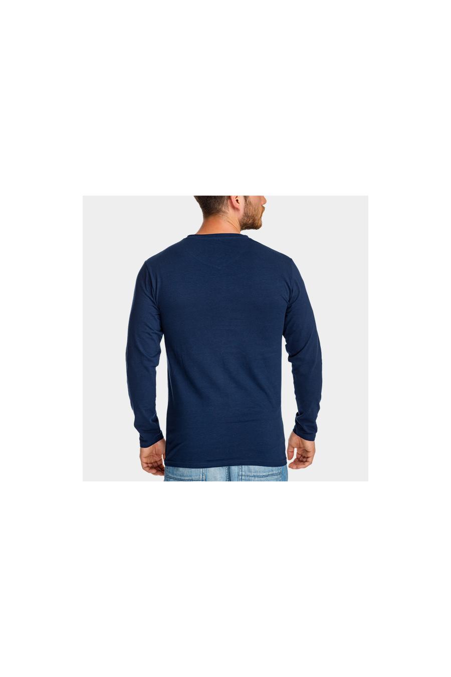 Trikók, pólók - J.PRESS - Férfi hosszú ujjú alsópóló J.PRESS