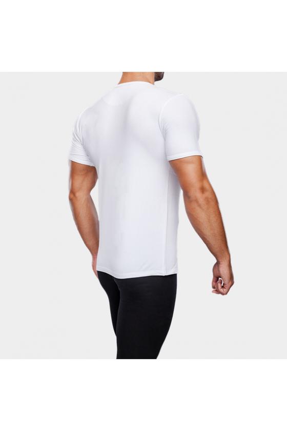 J.PRESS - férfi alsó póló kerekített kivágással
