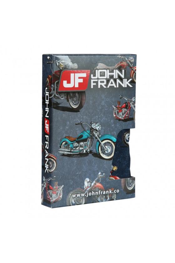JOHN FRANK - Motorkerékpáros férfi boxeralsó