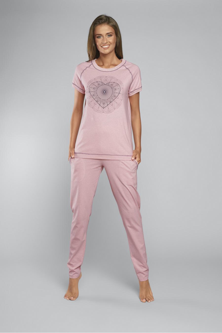 Kezdőlap - J.PRESS - 3/4-es női pizsama szett