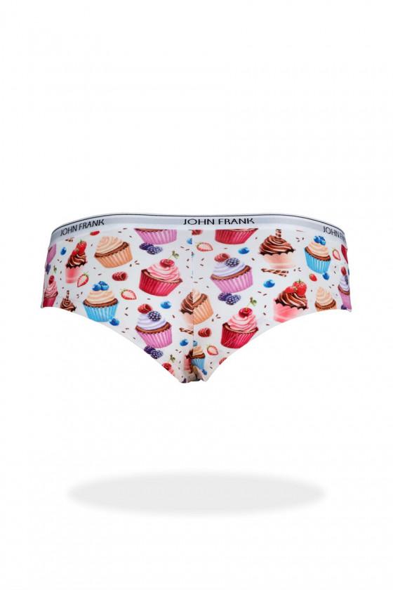 JOHN FRANK - Muffin mintás hipster női alsó