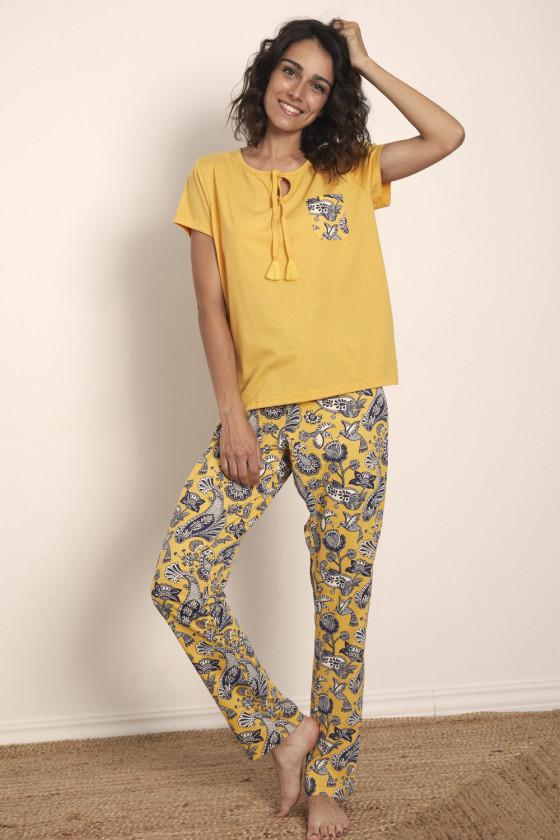 Rövid ujjú - ADMAS - Női pizsama Belmanetti