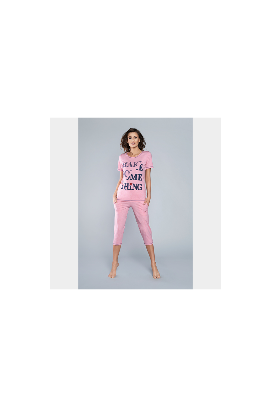 Rövid ujjú - J.PRESS - Női pizsama szett J.PRESS