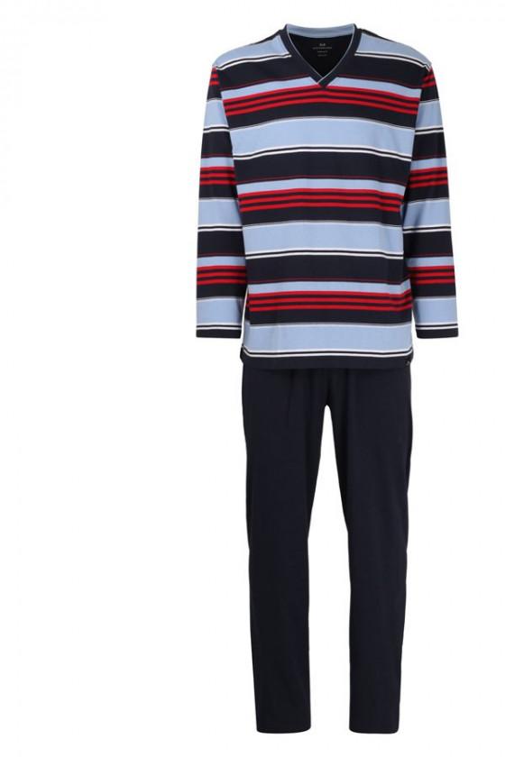 Hosszú ujjú - GÖTZBURG - Csíkos hosszú ujjú férfi pizsama