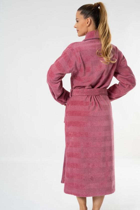 BELMANETTI - Galléros 100% pamut női köntös