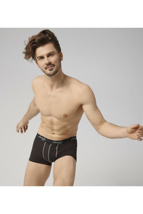 Boxer - SLOGGI - Men START Hipster C2P két darabos férfi alsó SLOGGI